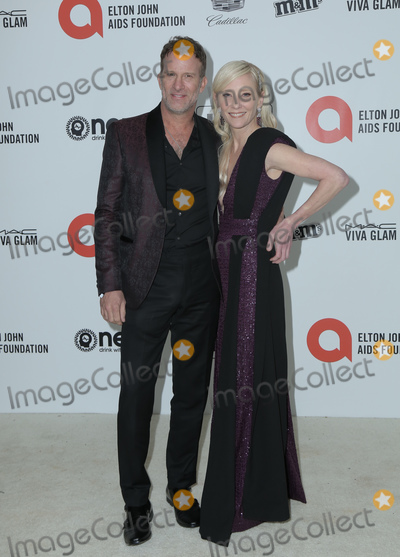 Ann Heche Photo - 09 February 2020 - West Hollywood California - Thomas Jane Anne Heche 28th Annual Elton John Academy Awards Viewing Party held at West Hollywood Park Photo Credit PMAAdMedia