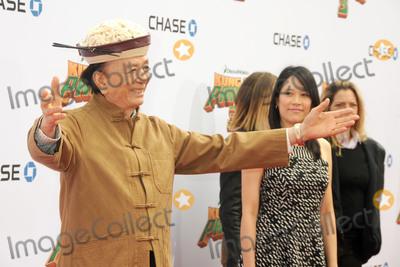 April Hong Photo - 16 January 2016 - Hollywood California - James Hong April Hong Kung Fu Panda 3 Los Angeles Premiere held at the TCL Chinese Theatre IMAX Photo Credit Byron PurvisAdMedia