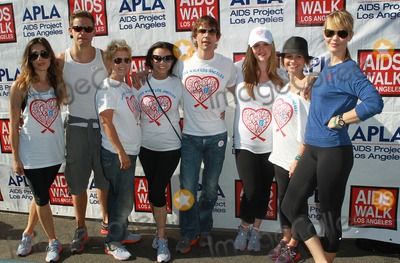 Bryce Johnson Photo - 14 October 2012 - West Hollywood California - Carly Pope Bryce Johnson Tammy Lynn Michaels Anel Gorham Christopher Gorham Sara Rue Tamara Mello and Leslie Bibb 28th Annual AIDS Walk Los Angeles Held In West Hollywood Photo Credit Faye SadouAdMedia