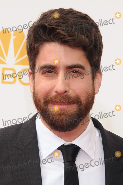 Adam Goldberg Photo - 25 August 2014 - Los Angeles California - Adam Goldberg 66th Annual Primetime Emmy Awards - Arrivals held at Nokia Theatre LA Live Photo Credit Byron PurvisAdMedia