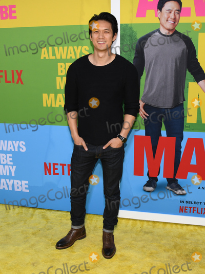 Harry Shum Jr Photo - 22 May 2019 - Westwood Village California - Harry Shum Jr Netflix Always Be My Maybe Los Angeles Premiere held at Regency Village Theatre Photo Credit Billy BennightAdMedia