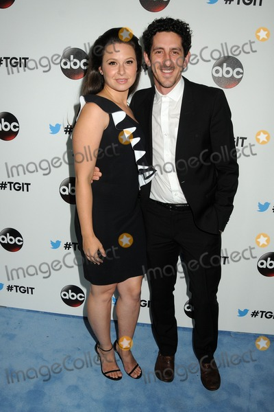 Adam Shapiro Photo - 20 September 2014 - West Hollywood California - Katie Lowes Adam Shapiro ABCs Thank Good Its Thursday Premiere Event for Greys Anatomy Scandal How To Get Away With Murder held at Palihouse Photo Credit Byron PurvisAdMedia