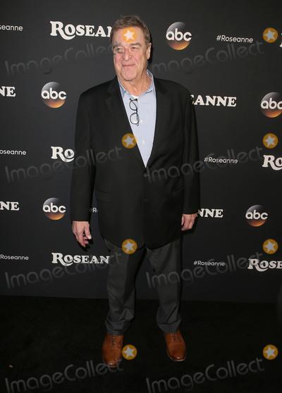 John Goodman Photo - 23 March 2018 - Burbank California - John Goodman Roseanne Premiere Event held at Walt Disney Studios Photo Credit F SadouAdMedia