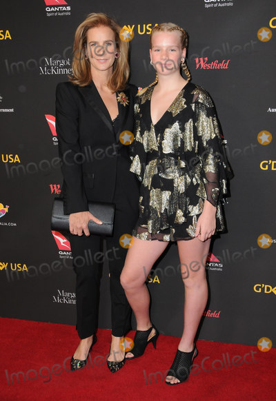 Adelaide Taylor Photo - 27 January 2018 - Los Angeles California - Rachel Griffiths Adelaide Taylor 15th Annual GDay USA Los Angeles Black Tie Gala held at Wilshire Grand Ballroom at the Intercontinental Hotel Downtown Photo Credit Birdie ThompsonAdMedia