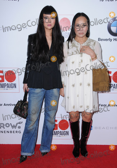 Asia Chow Photo - 05 November 2016 - Los Angeles California Asia Chow Eva Chow GO Campaigns 10th Anniversary Gala held at Manuela at Hauser Wirth  Schimmel Photo Credit Birdie ThompsonAdMedia