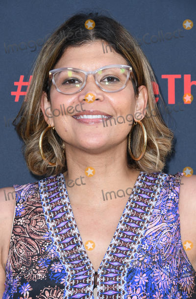 Aida Rodriguez Photo - 29 March 2018 - Hollywood California - Aida Rodriguez Andre the Giant Los Angeles Angeles premiere held at ACinerama Dome Photo Credit Birdie ThompsonAdMedia