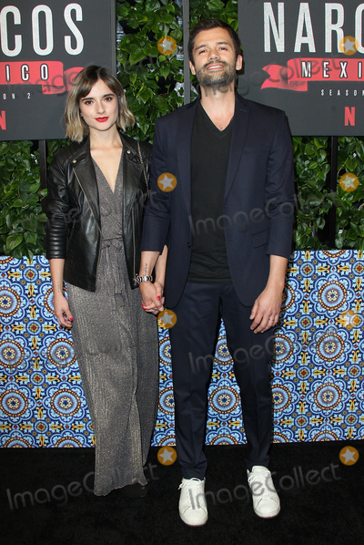Andres Londoo Photo - 06 February 2020 - Los Angeles California - Andres Londoo and Guest Netflixs Narcos Mexico Season 2 Special Screening held at the Netflix Home Theater in Los Angeles California Photo Credit AdMedia