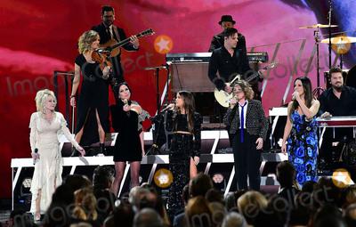 Dolly Parton Photo - 13 November 2019 - Nashville Tennessee - Dolly Parton Amanda Shires Maren Morris Brandi Carlile Natalie Hemby 51st Annual CMA Awards Country Musics Biggest Night held at Bridgestone Arena Photo Credit Laura FarrAdMedia