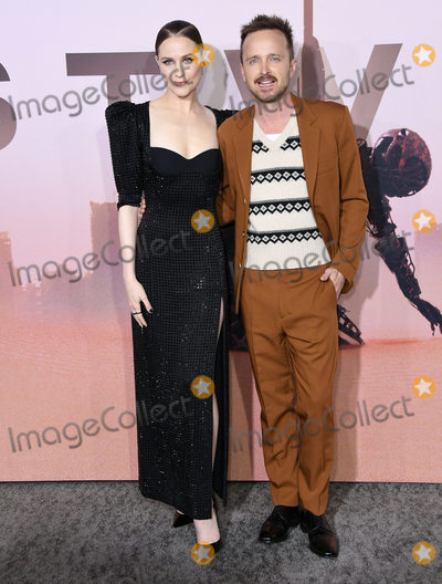 Aaron Paul Photo - 05 March 2020 - Hollywood California - Evan Rachel Wood Aaron Paul HBOs Westworld Season 3 Los Angeles Premiere held at TCL Chinese Theatre Photo Credit Birdie ThompsonAdMedia