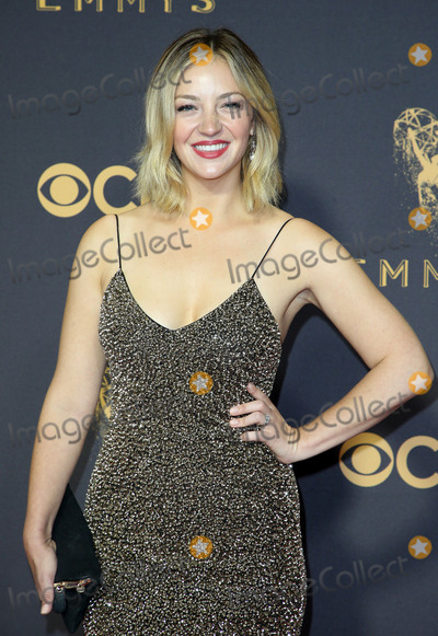 Abby Elliott Photo - 17 September 2017 - Los Angeles California - Abby Elliott 69th Annual Primetime Emmy Awards held at Microsoft Theater Photo Credit F SadouAdMedia
