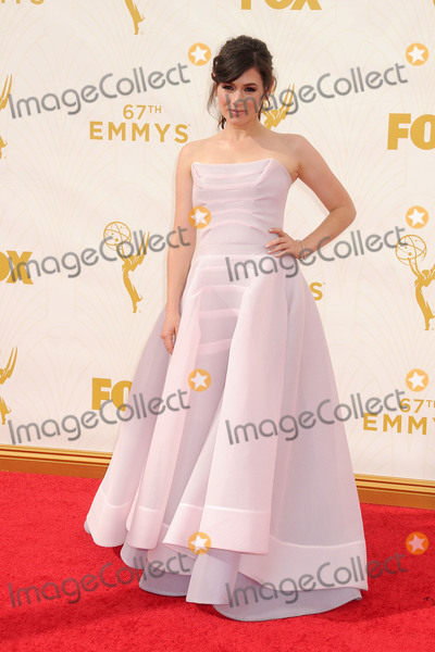 Yael Stone Photo - 20 September 2015 - Los Angeles California - Yael Stone 67th Annual Primetime Emmy Awards - Arrivals held at Microsoft Theater Photo Credit Byron PurvisAdMedia