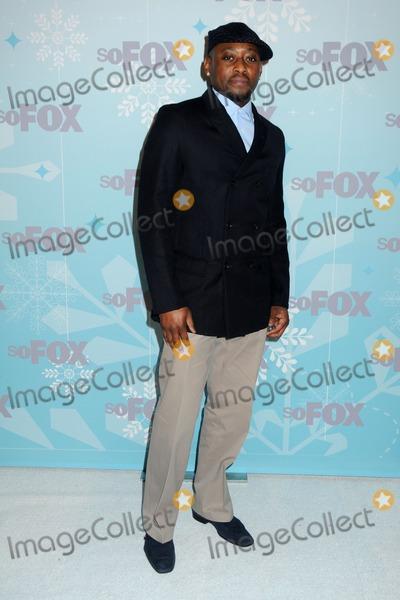 Omar Epps Photo - 11 January 2011 - Pasadena California - Omar Epps 2011 Fox All-Star Party held at Villa Sorriso Photo Byron PurvisAdMedia