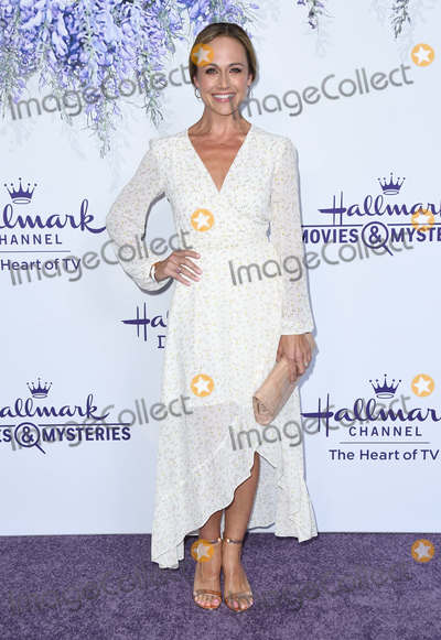 Nikki Deloach Photo - 26 July 2018 - Beverly Hills California - Nikki DeLoach 2018 Hallmark Channel Summer TCA held at Private Residence Photo Credit Birdie ThompsonAdMedia
