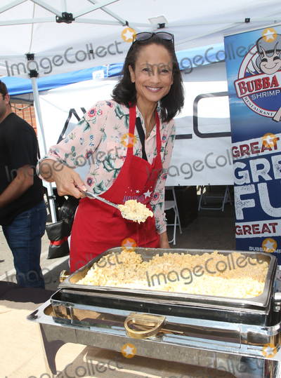 Anne Marie Photo - 06 September 2018-  Hollywood California - Anne-Marie Johnson At Hollywood Chamber Of Commerces 24th Annual Police and Firefighter appreciation Day held at LAPD Hollywood Division Photo Credit Faye SadouAdMedia