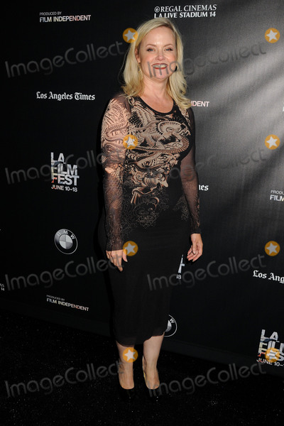 Anne Anderson Photo - 12 June 2015 - Los Angeles California - Anne Anderson LA Film Festival 2015 Premiere of A Girl Like Grace held at Regal Cinemas LA Live Photo Credit Byron PurvisAdMedia