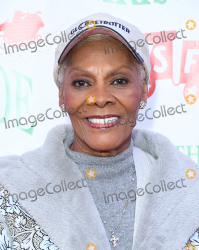 The 88 Photo - 01 December 2019 - Hollywood California - Dionne Warwick The 88th Annual Hollywood Christmas Parade  held at Hollywood Blvd Photo Credit Birdie ThompsonAdMedia