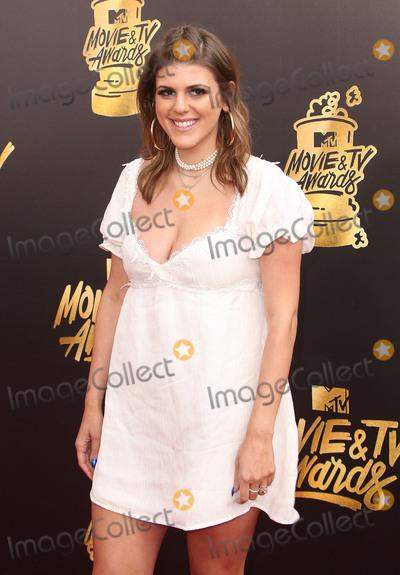 Molly Tarlov Photo - 07 May 2017 - Los Angeles California - Molly Tarlov 2017 MTV Movie And TV Awards held at the Shrine Auditorium Photo Credit AdMedia