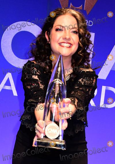 Ashley McBryde Photo - 13 November 2019 - Nashville Tennessee - Ashley McBryde 53rd Annual CMA Awards Country Musics Biggest Night held at Bridgestone Arena Photo Credit AdMedia