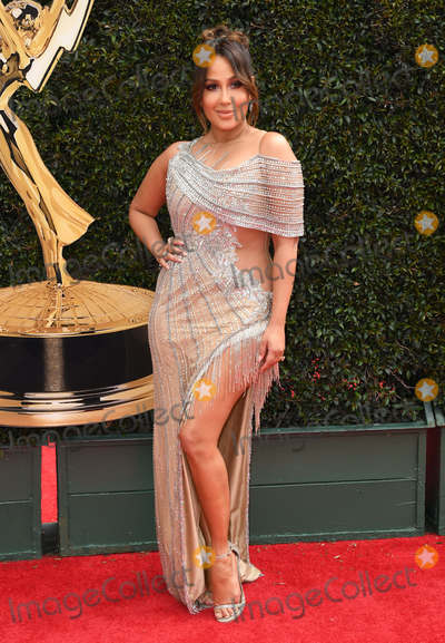Adrienne Houghton Photo - 29 April 2018 -Pasadena California - Adrienne Houghton 45th Annual Daytime Emmy Awards held at Pasadena Civic Center Photo Credit Birdie ThompsonAdMedia