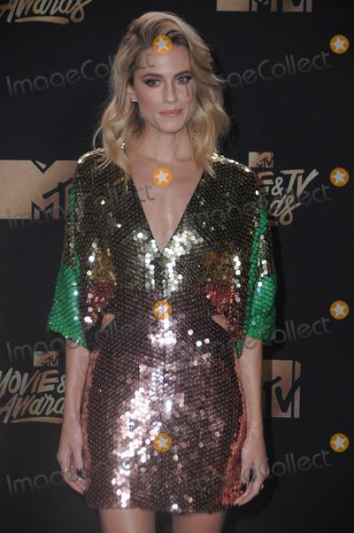 Allison Williams Photo - 07 May 2017 - Los Angeles California - Allison Williams 2017 MTV Movie Awards  held at Shrine Auditorium in Los Angeles Photo Credit Birdie ThompsonAdMedia