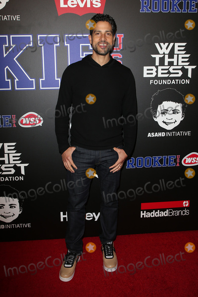 Adam Rodriguez Photo - 15 February 2018 - Los Angeles California - Adam Rodriguez Rookie USA Fashion Show held at MILK Studios Photo Credit F SadouAdMedia