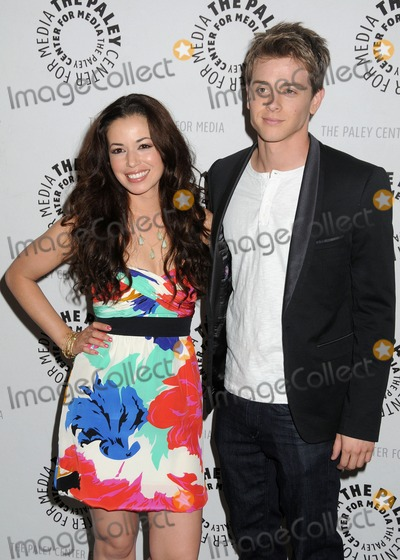 Chad Duell Photo - 12 April 2013 - Beverly Hills California - Teresa Castillo Chad Duell General Hospital Celebrating 50 Years  Looking Forward held at The Paley Center Photo Credit Byron PurvisAdMedia