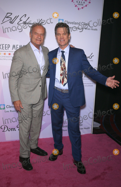 Neil Diamond Photo - 07 March 2020 - Las Vegas NV - Kelsey Grammer Chris Isaak  Keep Memory Alive Honors Neil Diamond at 24th Annual Power of Love Gala at MGM Grand Garden Arena Photo Credit MJTAdMedia