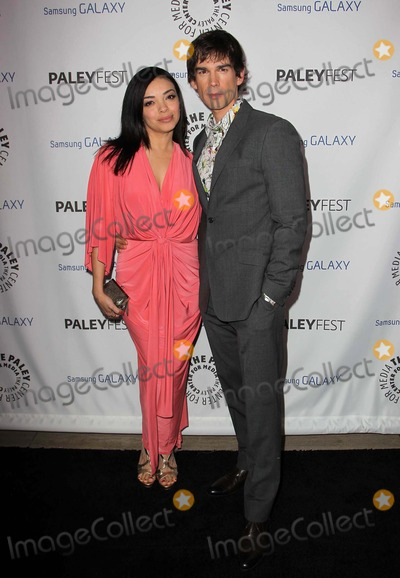 Anel Lopez Photo - 27 February 2013 - Beverly Hills California - Christopher Gorham Anel Lopez PaleyFest Icon Award 2013 Held At The Paley Center for Media Photo Credit Kevan BrooksAdMedia