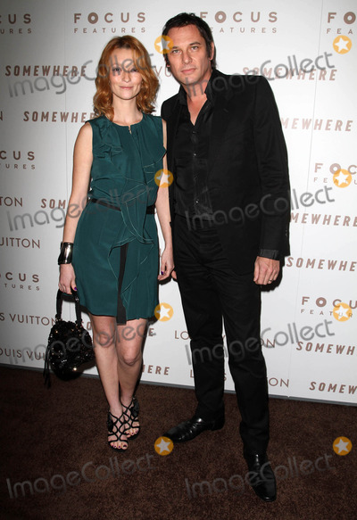 Audrey Marnay Photo - 7 December 2010 - Hollywood CA - Audrey Marnay and Stephane Emeret Premiere of Sofia Coppolas Somewhere held At The Arclight Theatres Photo Kevan BrooksAdMedia