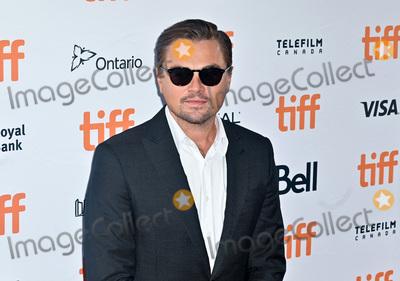 Leonardo DiCaprio Photo - 08 September 2019 - Toronto Ontario Canada - Leonardo DiCaprio 2019 Toronto International Film Festival - And We Go Green Premiere held at Ryerson Theatre Photo Credit Brent PerniacAdMedia