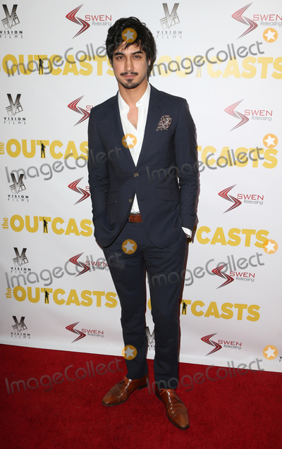 Avan Jogia Photo - 13 April 2017 - Los Angeles California - Avan Jogia Premiere Of Swen Groups The Outcasts held at the Landmark Regent Photo Credit AdMedia