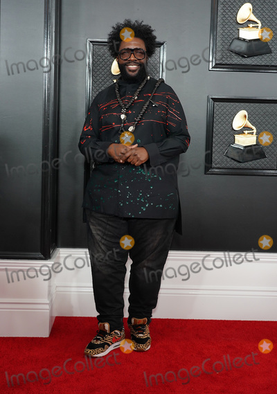 Questlove Photo - 26 January 2020 - Los Angeles California - Questlove 62nd Annual GRAMMY Awards held at Staples Center Photo Credit AdMedia