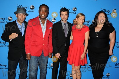 Anastasia Phillips Photo - 4 August 2013 - Beverly Hills California - Luis Antonio Ramos Isiah Whitlock Jr Matt Long Anastasia Phillips Lorraine Bruce DisneyABC Summer 2013 TCA Press Tour held at the Beverly Hilton Hotel Photo Credit Byron PurvisAdMedia