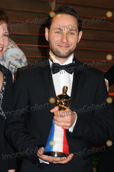Alexandre Espigares Photo - 02 March 2014 - West Hollywood California - Alexandre Espigares 2014 Vanity Fair Oscar Party following the 86th Academy Awards held at Sunset Plaza Photo Credit Byron PurvisAdMedia