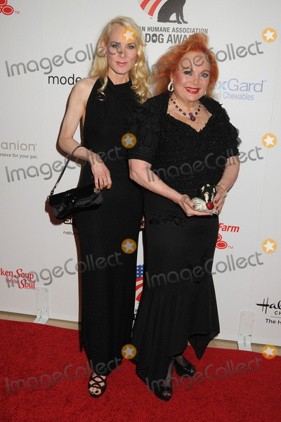 Carol Connors Photo - 27 September 2014 - Beverly Hills California - Carol Connors 4th Annual American Humane Association Hero Dog Awards held at The Beverly Hilton Hotel Photo Credit Byron PurvisAdMedia