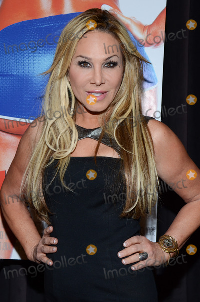 Adrienne Maloof Photo - 07 January 2014 - Hollywood California - Adrienne Maloof Premiere of GoDigitals Dumbbells  held at SupperClub Los Angeles Photo Credit Tonya WiseAdMedia