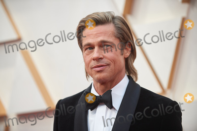 Brad Pitt Photo - 09 February 2020 - Hollywood California - Brad Pitt 92nd Annual Academy Awards presented by the Academy of Motion Picture Arts and Sciences held at Hollywood  Highland Center Photo Credit AMPASAdMedia