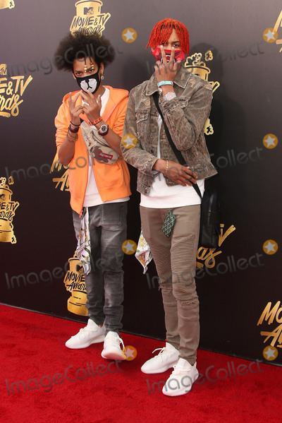 Ayo Photo - 07 May 2017 - Los Angeles California - Ayo Teo 2017 MTV Movie And TV Awards held at the Shrine Auditorium Photo Credit AdMedia