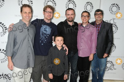 Justin Roiland Photo - 13 August 2011 - Beverly Hills California - Jon Weisman Justin Roiland Atticus Shaffer Maxwell Atoms Noah Z Jones and Dana Snyder PaleyFest Family 2011 Presents Disneys Fish Hooks held at The Paley Center for Media Photo Credit Byron PurvisAdMedia