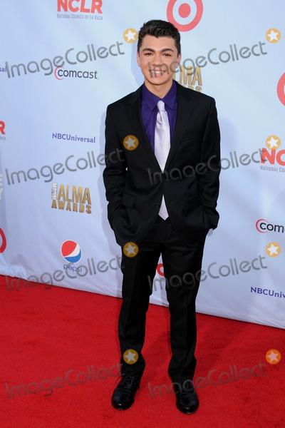 Adam Irigoyen Photo - 16 September 2012 - Pasadena California - Adam Irigoyen 2012 NCLR ALMA Awards - Arrivals held at The Pasadena Civic Auditorium Photo Credit Byron PurvisAdMedia