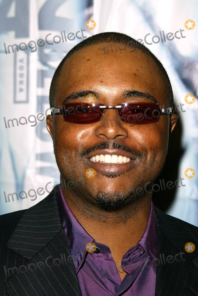 Alex Thomas Photo - Alex Thomas at the launch party for the new show The Talent Agency at The Forbidden City Hollywood CA 10-05-03