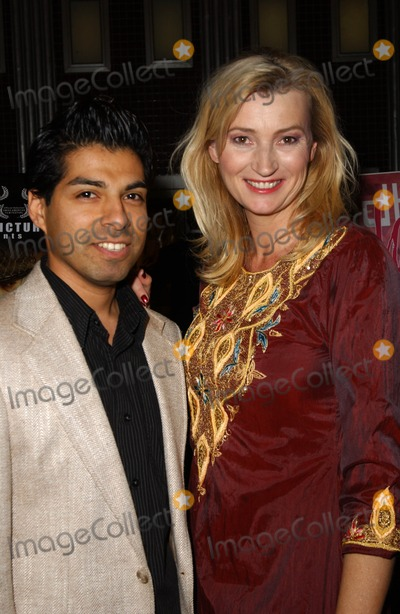 Anna Wilding Photo - Uriel Saenz and Anna Wildingat A Night of Loving Kindness film premieres for Buddha Wild and The Fallen Laemmle Fairfax Los Angeles CA 03-24-06