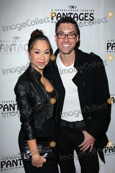 Diana De Garmo Photo - Diana DeGarmo Ace Youngat the Jekyll  Hyde Premiere Pantages Hollywood CA 02-12-13