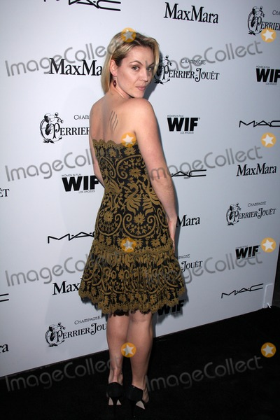 Agnes Bruckner Photo - Agnes Brucknerat the Sixth Annual Women In Film Pre-Oscar Coctail Party Fig  Olive Los Angeles CA 02-22-12