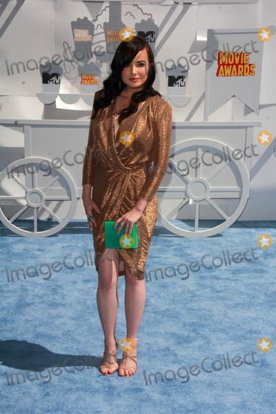 Ashley Rickards Photo - Ashley Rickardsat the 2015 MTV Movie Awards Nokia Theater Los Angeles CA 04-12-15