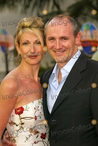 Colm Feore Photo - Colm Feore and wife Donna at the World Premiere of Universals The Chronicals of Riddick at Universal Studios Universal City CA 06-03-04