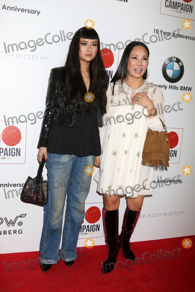 Asia Chow Photo - Asia Chow Tina Chowat the 10th Anniversary Celebration of Go Campaign Manuela at Hauser Wirth  Schimmel Los Angeles CA 11-05-16