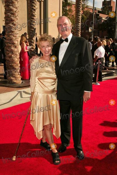 Alice Faye Photo - John Cleese and wife Alice Faye at the 2004 Emmy Creative Arts Awards Shrine Auditorium Los Angeles CA 09-12-04