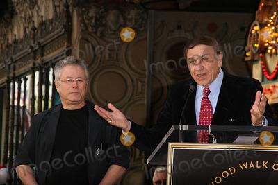 Alan Menken Photo - Alan Menken Richard Sherman at the Alan Menken Hollywood Walk of Fame Star Ceremony El Capitan Theater Hollywood CA 11-10-10