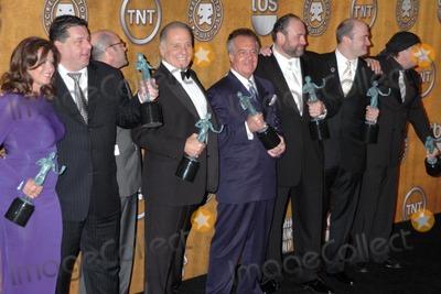 The Sopranos Photo - The Sopranos Cast in the press room at the 14th Annual Screen Actors Guild Awards Shrine Auditorium Los Angles CA 01-27-08